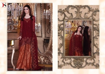 MBROIDERED BY DEEPSY SALWAR KAMEEZ PAKISTANI STYLE WHOLESALE RATE AT GOSIYA EXPORTS SURAT (1)