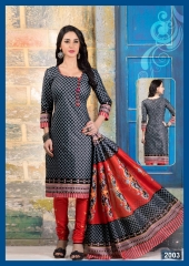MEENAXI COTTON DHAMAAL VOL 2 COTTON PRINT DRESS MATERIAL SALWAR KAMEEZ (3)