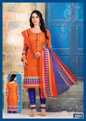 MEENAXI COTTON DHAMAAL VOL 2 COTTON PRINT DRESS MATERIAL SALWAR KAMEEZ (5)
