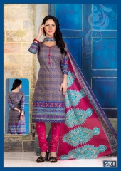 MEENAXI COTTON DHAMAAL VOL 2 COTTON PRINT DRESS MATERIAL SALWAR KAMEEZ (8)