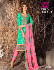 MEGHALI SUIT LIBRA VOL 3 FANCY DRESS MATERIAL CATALOG WHOLESALE SUPPLIER BEST ARET BY GOSIYA EXPORTS (11)