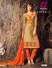 MEGHALI SUIT LIBRA VOL 3 FANCY DRESS MATERIAL CATALOG WHOLESALE SUPPLIER BEST ARET BY GOSIYA EXPORTS (3)