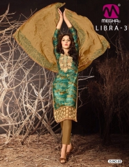 MEGHALI SUIT LIBRA VOL 3 FANCY DRESS MATERIAL CATALOG WHOLESALE SUPPLIER BEST ARET BY GOSIYA EXPORTS (4)