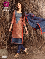 MEGHALI SUIT LIBRA VOL 3 FANCY DRESS MATERIAL CATALOG WHOLESALE SUPPLIER BEST ARET BY GOSIYA EXPORTS (9)