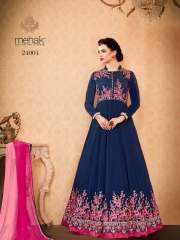 MEHAK COLLECTION DESIGNER SALWAR KAMEEZ SUITS WHOLESALER BEST RATE BY GOSIYA EXPORTS SURAT (1)