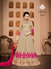 MEHAK COLLECTION DESIGNER SALWAR KAMEEZ SUITS WHOLESALER BEST RATE BY GOSIYA EXPORTS SURAT (2)