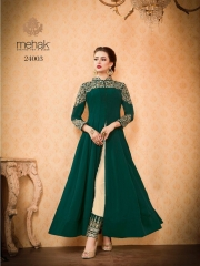 MEHAK COLLECTION DESIGNER SALWAR KAMEEZ SUITS WHOLESALER BEST RATE BY GOSIYA EXPORTS SURAT (3)