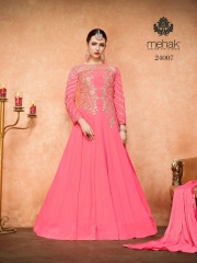 MEHAK COLLECTION DESIGNER SALWAR KAMEEZ SUITS WHOLESALER BEST RATE BY GOSIYA EXPORTS SURAT (7)