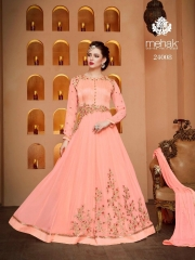 MEHAK COLLECTION DESIGNER SALWAR KAMEEZ SUITS WHOLESALER BEST RATE BY GOSIYA EXPORTS SURAT (8)