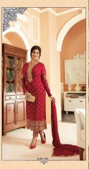 MINAZ SIMAR SUITS GLOSSY BY GOSIYAN EXPORTS SURAT (1)