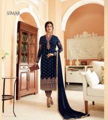 MINAZ SIMAR SUITS GLOSSY BY GOSIYAN EXPORTS SURAT (5)