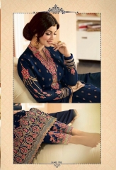 MINAZ SIMAR SUITS GLOSSY BY GOSIYAN EXPORTS SURAT (6)