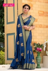 Mintorsi Glamours by Varsiddhi Sarees