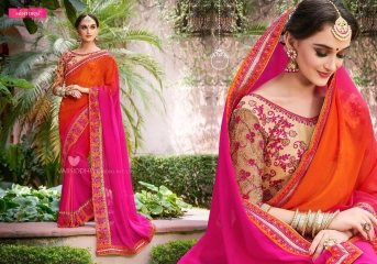 MINTORSI SUVARNA CATALOGUE DESIGNER & PARTY WEAR SAREES COLLECTION WHOLESALE DEALER BEST RATE BY GOSIYA EXPOTS SURAT (1)
