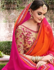 MINTORSI SUVARNA CATALOGUE DESIGNER & PARTY WEAR SAREES COLLECTION WHOLESALE DEALER BEST RATE BY GOSIYA EXPOTS SURAT