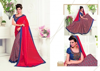 MISHREE COLLECTION ARIANA CATALOG GEORGETTE BRASSO EMBROIDERED SAREES COLLECTION (4)