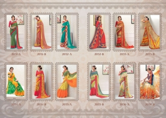 MISHRI KASHISH SAREE COLLECTION MANUFACTURER CHEAPEST WHOLESALER BEST RATE BY GOSIYA EXPORTS SURAT (8)