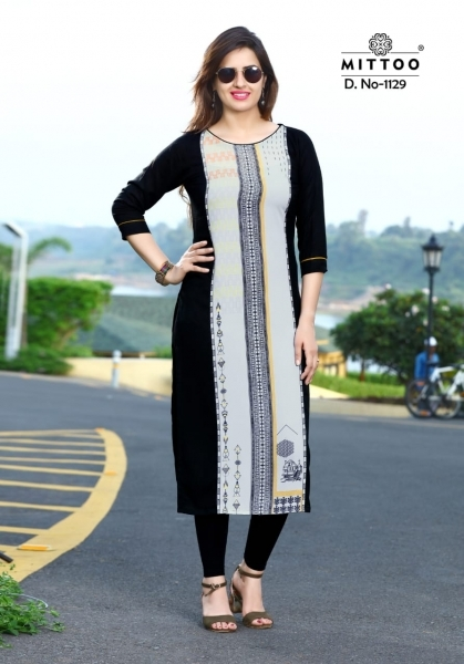 MITTOO PALAK VOL 13 RAYON FABRIC FULL STITCHED DESIGNER KURTIS WHOLESALE DEALER BEST RATE BY GOSIYA EXPPORTS SURAT (2)
