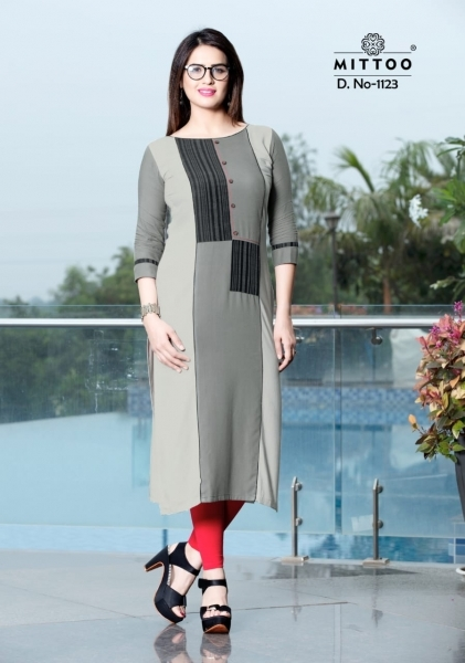 MITTOO PALAK VOL 13 RAYON FABRIC FULL STITCHED DESIGNER KURTIS WHOLESALE DEALER BEST RATE BY GOSIYA EXPPORTS SURAT (7)