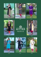 MITTOO PANCHHI VOL 2 RAYON KURTI WITH EMBVRODERY WHOLESALE RATE AT GOSIYA EXPORTS SURAT WHOLESALE DEALER AND SUPPLAYER SURAT GUJARAT (3)