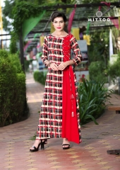 MITTOO PANGHAT VOL 1 RAYON PRINTS CASUAL WEAR KURTIS COLLECTION WHOLESALE DEALER BEST RAET BY GOSIYA EXPORTS SURAT (3)