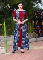 MITTOO PANGHAT VOL 1 RAYON PRINTS CASUAL WEAR KURTIS COLLECTION WHOLESALE DEALER BEST RAET BY GOSIYA EXPORTS SURAT (4)