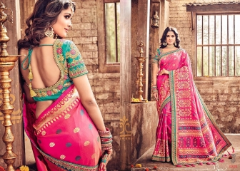 MN SILK HERITAGE SERIES 3901 TO 3915 DESIGNER SAREES CATALOG WHOLESALE BEST ARTE BY GOSIYA EXPORST (54)