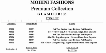 MOHINI GLAMOUR VOL 35 WHOLESALE DEALER AT SURAT GOSIYA EXPORTS (9)