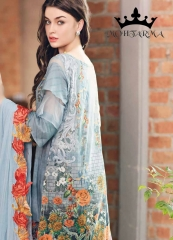 MOHTARMA TAABIR DRESS materials havey embroidery suit collection WHOLESALE BEST RATE BY GOSIYA EXPORTS SURAT (6)