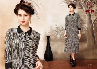 MRIGYA AARAMBH COTTON KURTI WHOLESALE EXPORTER BEST RATE BY GOSIYA EXPORTS SURAT (5)
