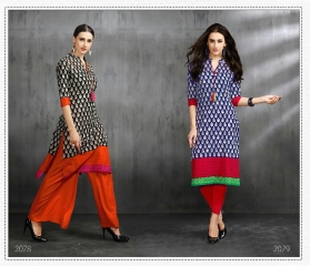 MRIGYA ENAAYAA FANCY LAWN COTTON KURTIS BEST RATE AT GOSIYA EXPORTS (1)