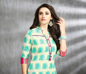 MRIGYA ENAAYAA FANCY LAWN COTTON KURTIS BEST RATE AT GOSIYA EXPORTS (3)
