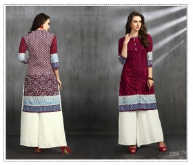 MRIGYA ENAAYAA FANCY LAWN COTTON KURTIS BEST RATE AT GOSIYA EXPORTS (5)