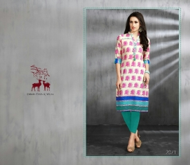 MRIGYA ENAAYAA FANCY LAWN COTTON KURTIS BEST RATE AT GOSIYA EXPORTS (8)