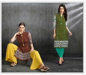 MRIGYA ENAAYAA FANCY LAWN COTTON KURTIS BEST RATE AT GOSIYA EXPORTS (9)