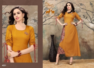 MRIGYA KALAMKARI CATALOG HANDLOOM FABRICS KURTIS WHOLESALE SUPPLIER BEST RATE BY GOSIYA EXPORTS SURAT (1)
