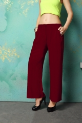MRIGYA PLAZZO PANTS WITH POCKET BUY AT WHOLESALE BEST RATE BY GOSIAY EXPORTS SURAT (2)