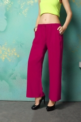 MRIGYA PLAZZO PANTS WITH POCKET BUY AT WHOLESALE BEST RATE BY GOSIAY EXPORTS SURAT (6)