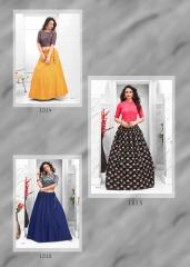 MRIGYA PRATHA SILK BASED DESGINER DRESSES WHOLESALE PRICE AT GOSIYA EXPORTS SURAT GUJARAT WHOLESALE DEALER (12)