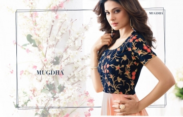 MUGDHA JENNIFER DESIGNER LONG SUIT MUGDHA CATALOG AT BEST RATE BU GOSIYA EXPORTS SURAT (17)