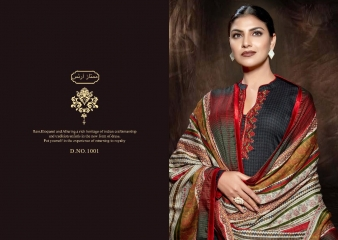 MUMTAAZ ARTS KAPAS JAM SATIN EMBROIDERED SUITS WHOLESALE DEALER BEST RATE BY GOSIYA EXPORTS SURAT (3)