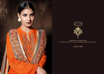 MUMTAAZ ARTS KAPAS JAM SATIN EMBROIDERED SUITS WHOLESALE DEALER BEST RATE BY GOSIYA EXPORTS SURAT (9)