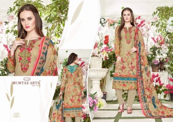 MUMTAZ ART THE ORIGNAL LAWN VOL 9 WHOLESALE RATE AT GOSIYA EXPORTS SURAT WHOLESALE DEALER AND SUPPLAYER SURAT GUJARAT (19)