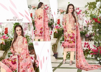 MUMTAZ ART THE ORIGNAL LAWN VOL 9 WHOLESALE RATE AT GOSIYA EXPORTS SURAT WHOLESALE DEALER AND SUPPLAYER SURAT GUJARAT (21)