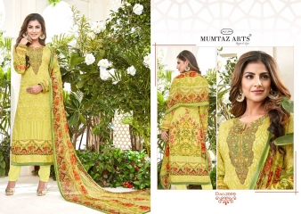 Mumtaz Arts original jam satin vol 2 salwar kameez collectioN BY GOSIYA EXPORTS SURAT (13)