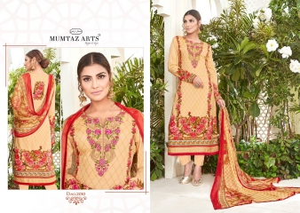 Mumtaz Arts original jam satin vol 2 salwar kameez collectioN BY GOSIYA EXPORTS SURAT (14)