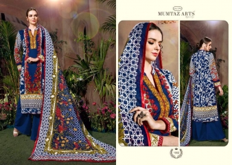 MUMTAZ ARTS RANGON KI DUNIYA ORIGINAL LAWN COTTON VOL 7 WHOLESALE RATE AT GOSIYA EXPORTS SURAT (1)