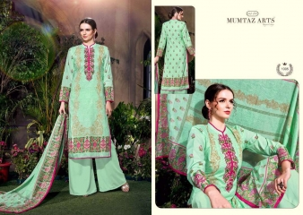 MUMTAZ ARTS RANGON KI DUNIYA ORIGINAL LAWN COTTON VOL 7 WHOLESALE RATE AT GOSIYA EXPORTS SURAT (2)