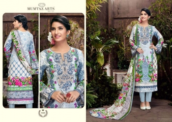 MUMTAZ ARTS RANGON KI DUNIYA ORIGINAL LAWN COTTON VOL 7 WHOLESALE RATE AT GOSIYA EXPORTS SURAT (4)