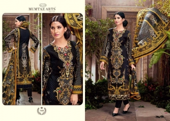 MUMTAZ ARTS RANGON KI DUNIYA ORIGINAL LAWN COTTON VOL 7 WHOLESALE RATE AT GOSIYA EXPORTS SURAT (6)